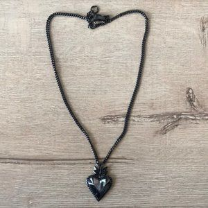 Givenchy Jewelry - ISO: Givenchy Heart Necklace